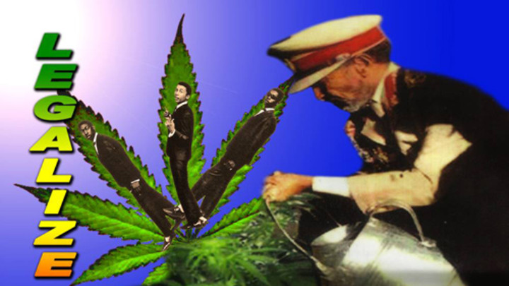 Bunny Wailer feat. Andrew Tosh - Legalize It [2/20/2014]