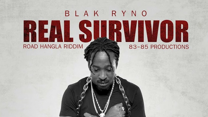 Blak Ryno - Real Survivor [9/14/2018]