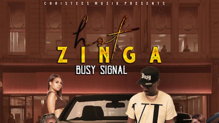 Busy Signal - Hot Zinga [11/27/2020]
