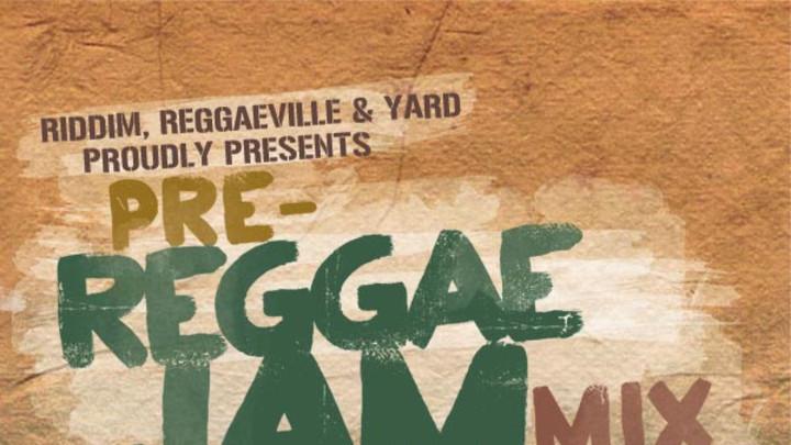 Pre-Reggae Jam Mix 2013 by Chant Daun [7/15/2013]