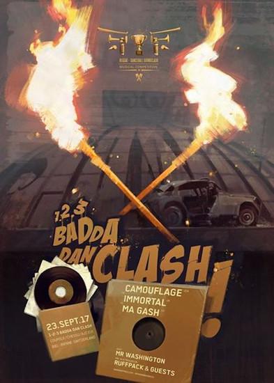 1-2-3 Badda Dan Clash 2017