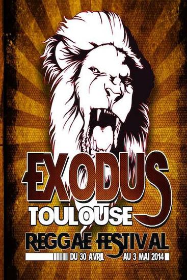 Exodus Reggae Festival 2014