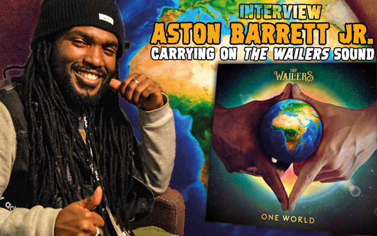 Interview with Aston Barrett Jr. - Carrying on The Wailers Sound