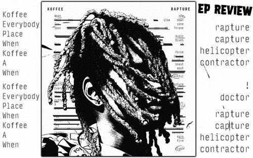 EP Review: Koffee - Rapture