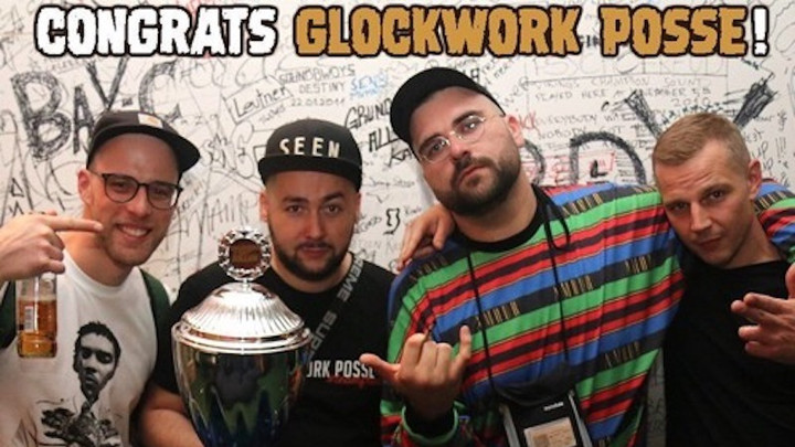 Glockwork Posse - Who is the German Top Killer Clash 2019 (Custom Mix) [10/10/2019]