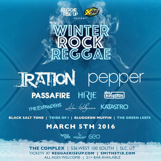 Winter Rock Reggae 2016