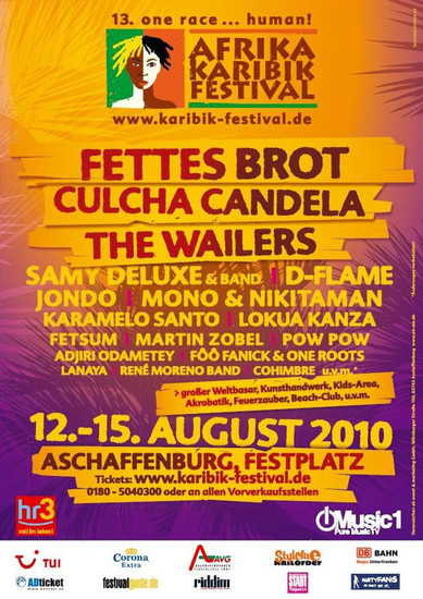 Afrika Karibik Festival 2010