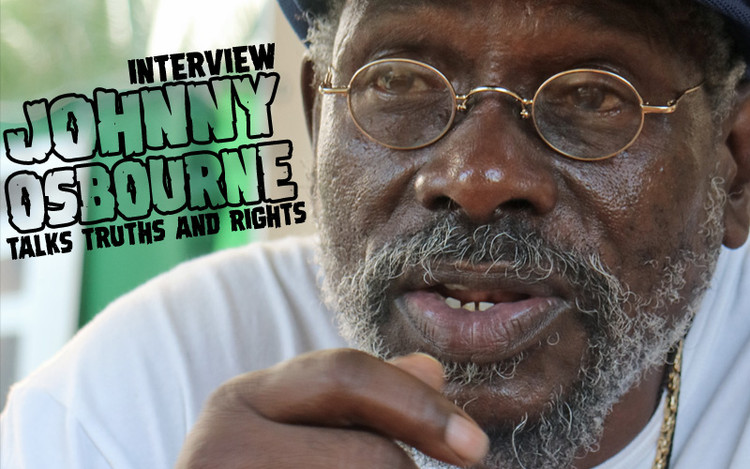 Interview: Johnny Osbourne Talks Truths and Rights