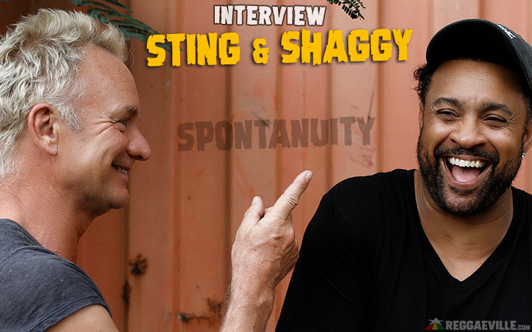 Shaggy & Sting - The 44/876 Interview