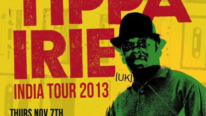 Reggae Rajahs Vol.11 Tippa Irie India Tour 2013 Promo Mix [10/25/2013]