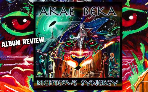 Album Review: Akae Beka - Righteous Synergy