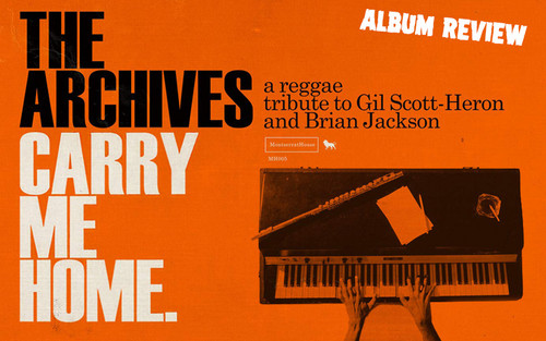 Album Review: The Archives - Carry Me Home