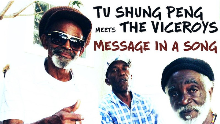 The Viceroys & Tu Shung Peng - Message In A Song [11/28/2019]