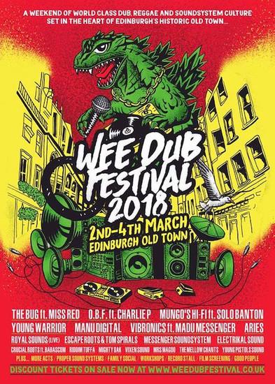 Wee Dub Festival 2018