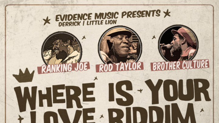 Where Is Your Love Riddim (Mix) [12/3/2014]