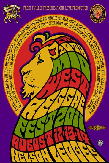 Mid West Reggae Fest 2011