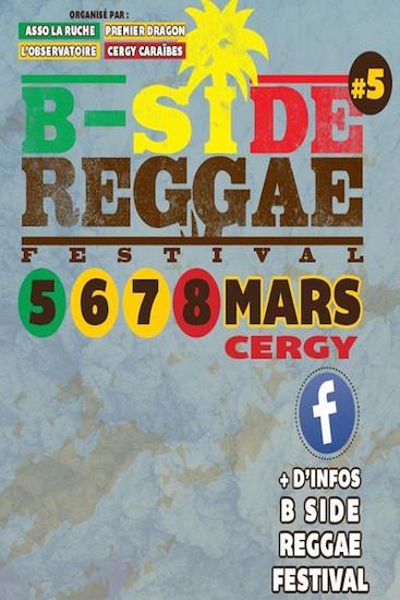 B-Side Reggae Festival 2015