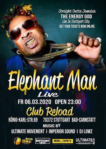 Elephant Man 3-6-2020