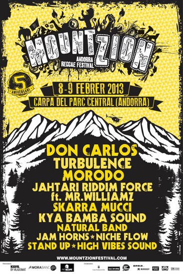 Mount Zion Festival 2013