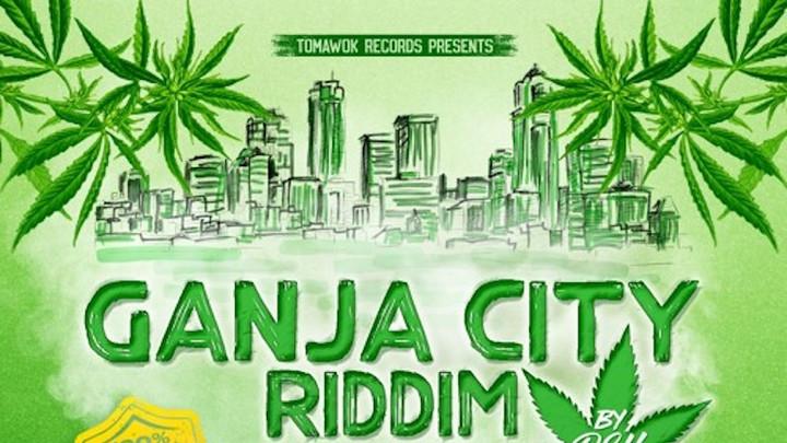 Ganja City Riddim (Megamix) [4/10/2019]
