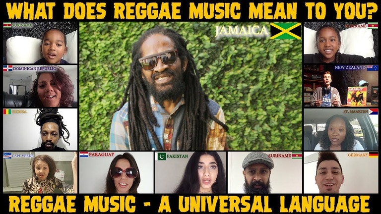 Video spiritual reggae music a universal language for What does diction mean