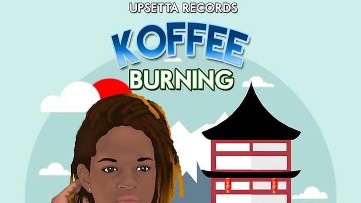 Koffee - Burning [10/21/2017]