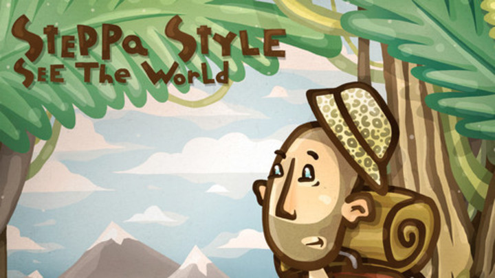 Steppa Style - See The World [12/6/2014]