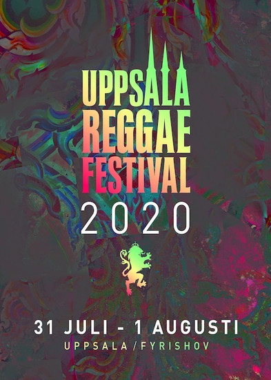 CANCELLED: Uppsala Reggae Festival 2020