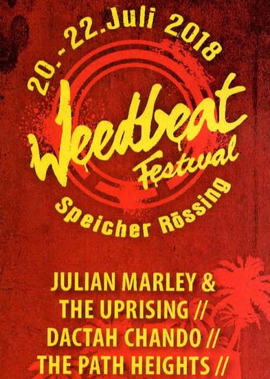Weedbeat 2018