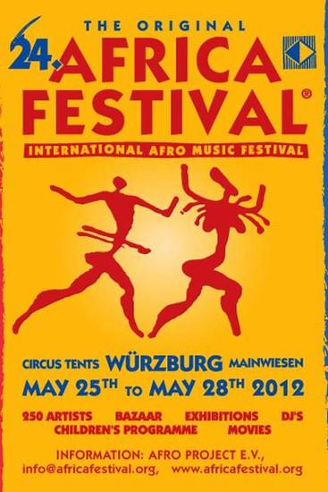 Africa Festival 2012