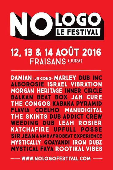 No Logo Festival 2016