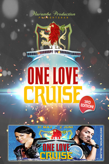 One Love Cruise #3 2013