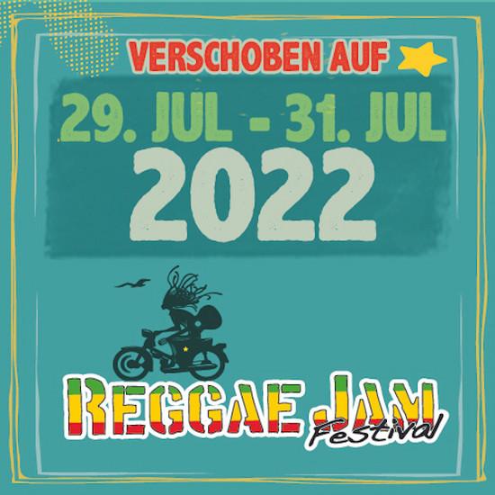 CANCELLED: Reggae Jam 2021