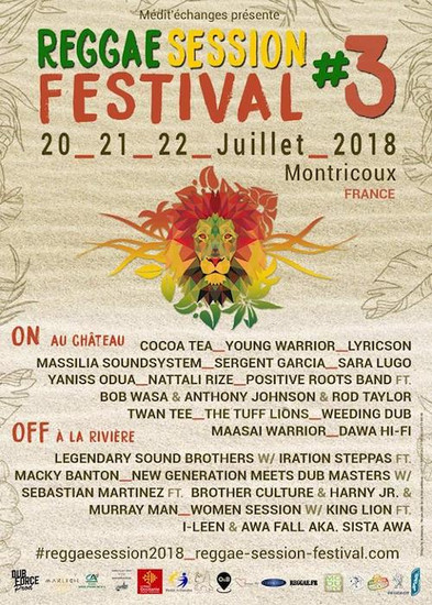 Reggae Session Festival 2018