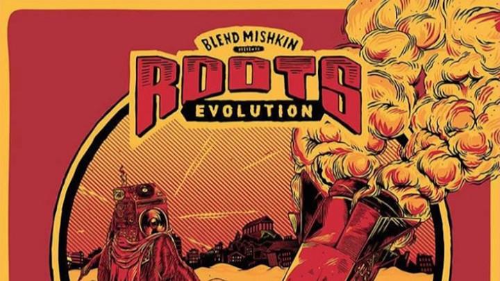 Blend Mishkin & Roots Evolution feat. Skarra Mucci - Mama [4/2/2019]