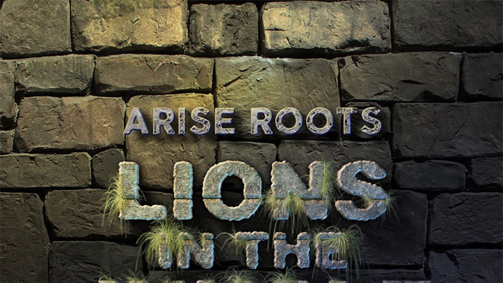 Arise Roots feat. Lutan Fyah, Nattali Rize & Turbulence - Lions in the Jungle [5/1/2020]