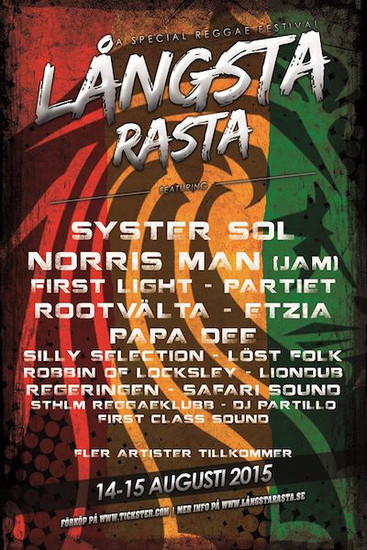 Långsta Rasta 2015