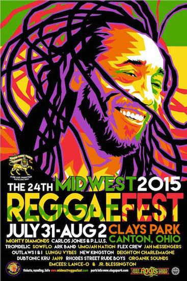 Mid West Reggae Fest 2015