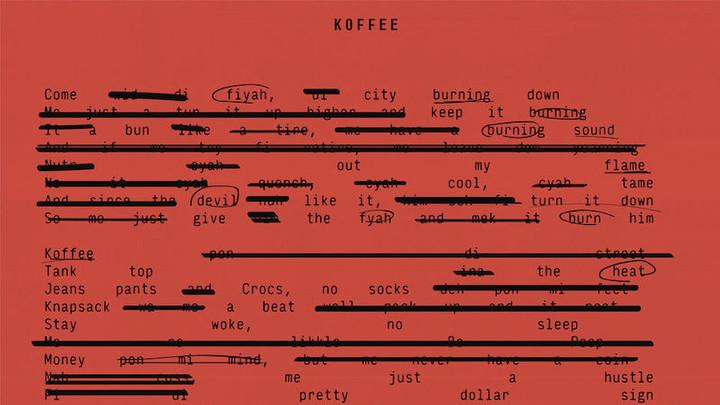 Koffee - Burning [12/14/2018]