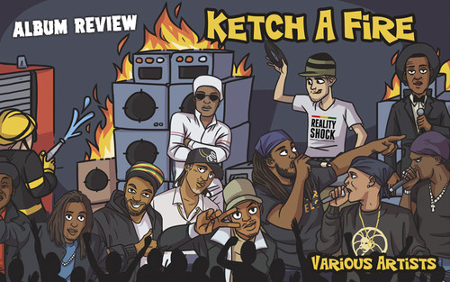 Album Review: Ketch A Fire