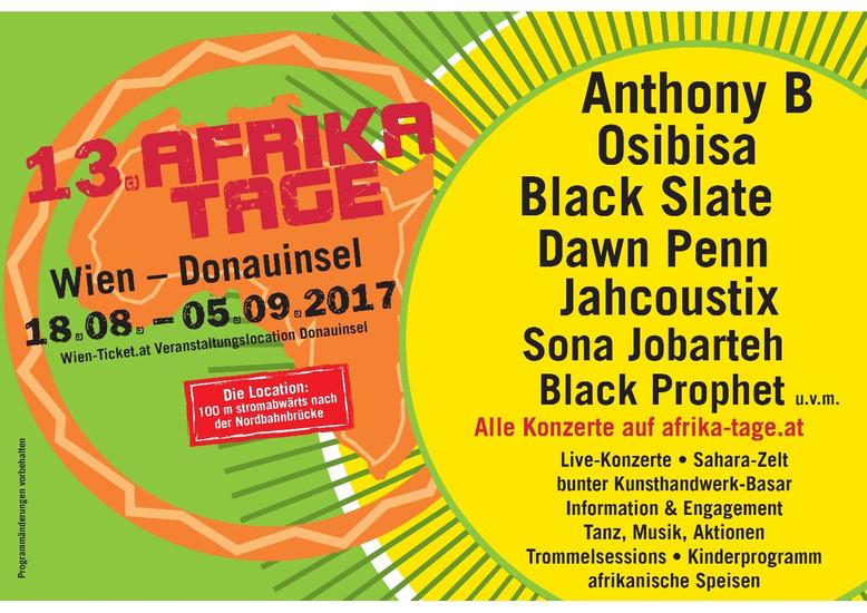 Afrika Tage 2017 - Wien