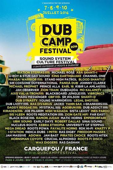 Dub Camp Festival 2016