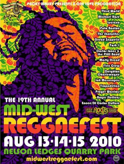 Mid West Reggae Fest 2010