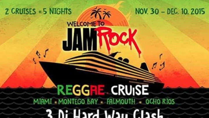 Welcome To Jamrock Reggae Cruise - Soundclash Report by Seani B [12/6/2015]
