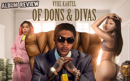 Album Review: Vybz Kartel - of Dons & Divas