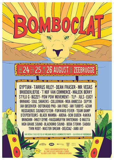 Bomboclat Festival 2018