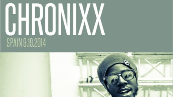 Chronixx & Zinc Fence Redemption @ Rototom 2014 [8/19/2014]