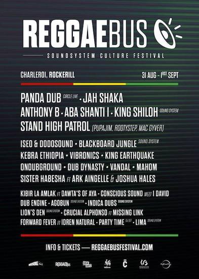 Reggaebus Festival 2018