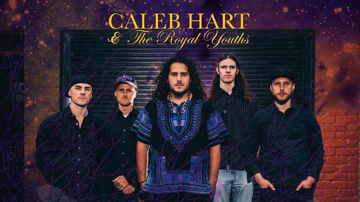 Caleb Hart & The Royal Youths - origiNation (Full Album) [9/22/2017]