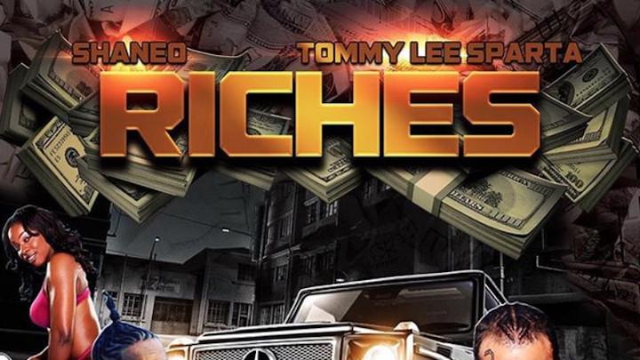 Shane O & Tommy Lee Sparta - Riches [12/9/2018]